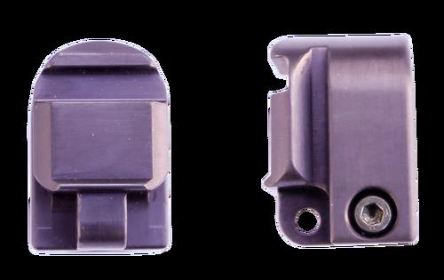Swagger Stalker QD Shotgun Adapter Aluminum Black Hardcoat Anodized