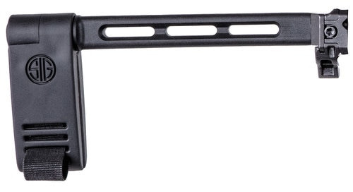 Sig MCX/MPX Pistol Stabilizing Brace, Polymer Black