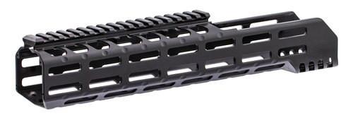 Midwest MCX/AR-15 Handguard, 6061 Aluminum Black Hard Coat Anodized