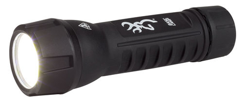 Browning Base Camp Pro Hunte 19-505 Lumens, 3xAAA Included, Black