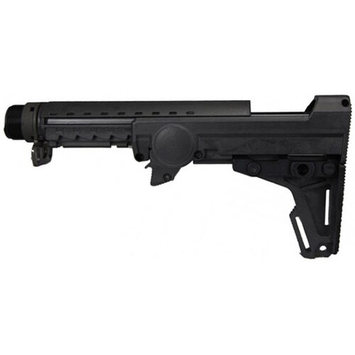 Ergo F93 Pro Stock 8-Position AR-10 Black Synthetic