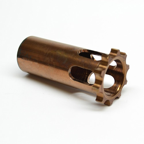 Rugged Suppressors Piston, 1/2X28, For Obsidian 45