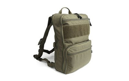 "Haley Strategic Flatpack Backpack, 14""x10"", Ranger Green"