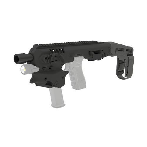 CAA Micro,Handgun Conversion Kit, Fits Sig Sauer P320 , Black, ONLY FITS FULL SIZE P320 MCKSIG