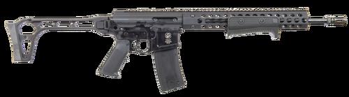 """Troy PAR, Rifle, 223REM/5.56mm, 16"""" Barrel, Black Color, Side-Folding Skeltonized Stock, 10Rd"""