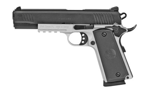 "Girsan MC1911S .45 ACP, 5"" Barrel, Fixed Sights, Two-Tone, 8rd"