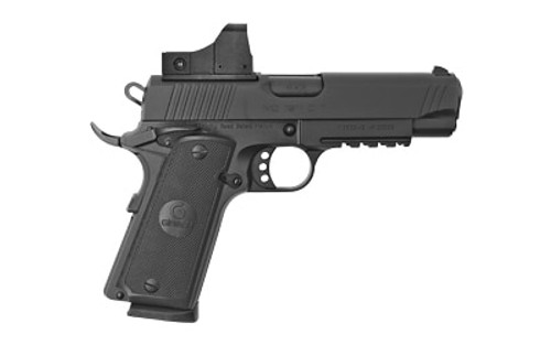 "Girsan MC2911C .45 ACP, 4.4"" Barrel, 5 MOA Optic, Black, 8rd"
