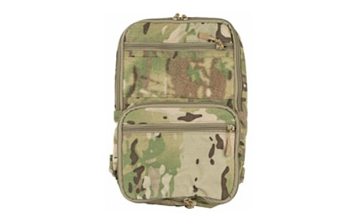 "Haley Strategic Partners, Flatpack, Backpack, 8""x12"", MultiCam Finish,"
