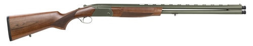 "CZ Upland Ultralight, 20 Ga 3"", 28"" Barrel, Olive DrabGreen Finish, Walnut Stock, 5 Choke Tubes, 2Rd, Bead Sight"