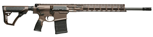 "Daniel Defense DD5V5 Gen II 6.5 Creedmoor, 20"" Barrel, M-Lok, Bronze, 20rd"