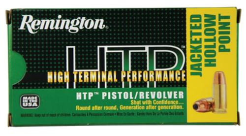 Remington HTP 9mm 147gr Jackted Hollow Point 50rd Box
