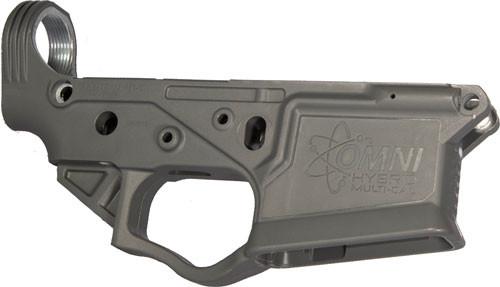 ATI Omni Hybrid Polymer Stripped Lower, Multi-Cal, Sniper Grey