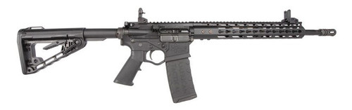 "ATI Milsport RIA .300 Blackout, 16"" Barrel, Alum Receivers, Keymod, Black, 30rd"