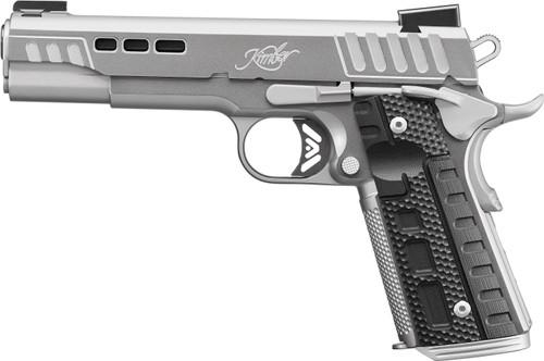 "Kimber Rapide Black Ice 9mm, 5"" Barrel, Rapide G10 Grips, KimPro II, 8rd"