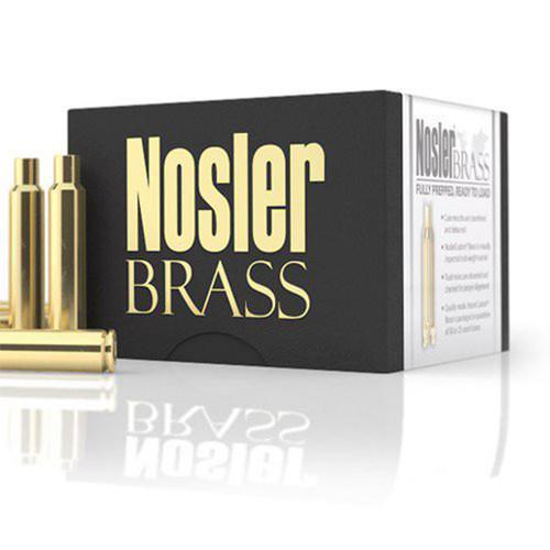 Nosler Unprimed Brass Cases .350 Remington Magnum