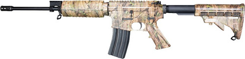 "Windham Weaponry RS16FL AR-15.223/5.56, 16"", Barrel, Timber Tech Camo, 30rd Mag"