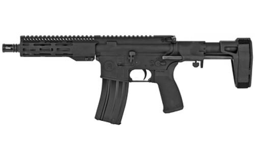 "Radical Firearms Forged AR Pistol 5.56/.223, 7.5"", M-Lok, Maxim Brace, Black, 30rd"
