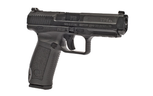"Canik TP9SA MOD 2 9mm, 4.46"" Barrel, Black, 2x18rd Mags"