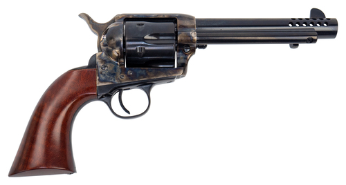 "Uberti 1873 Cattleman Ursus 10mm, 5.5"" Ported Barrel, Special Make Up, Case-Hardened, 6rd"