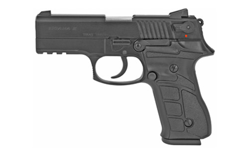 """Tisas Zigana K 9mm, 4"""" Barrel, Black, 2x 15rd Mag"""