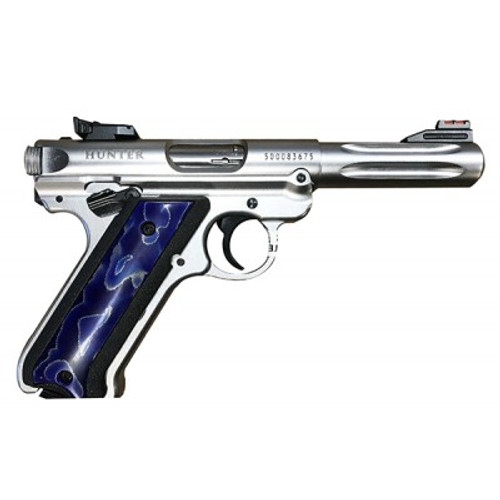 "Ruger Mark IV Raffir Hunter TALO .22 LR, 4.5"" Fluted Barrel, 1 of 1000, 10rd"
