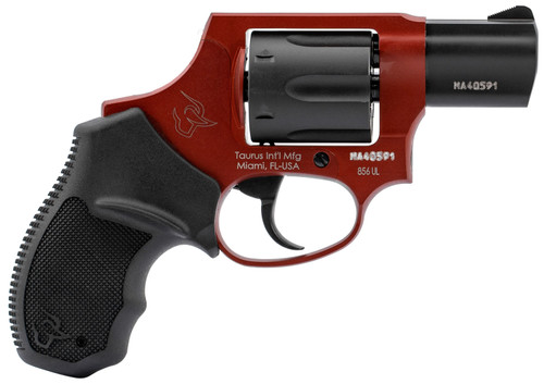 "Taurus 856 Ultra Lite .38 Special +P, 2"" Barrel, Concealed Hammer, Burnt Orange, 6rd"
