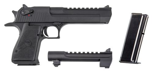 """Magnum Research Desert Eagle Mark XIX .50 AE/.429 DE, 6"""" Barrel, Black, 7rd"""