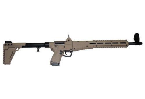 "Kel-Tec Sub-2000 G2 .40 S&W, 16.25"" Barrel, Glock 23 Mag, Tan, 15rd"