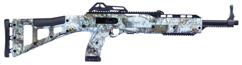 "Hi-Point 4595TS .45 ACP, 17.50"" Barrel, Mothwing Winter Mimicry, Skeletonized Stocked Stock, 9rd"