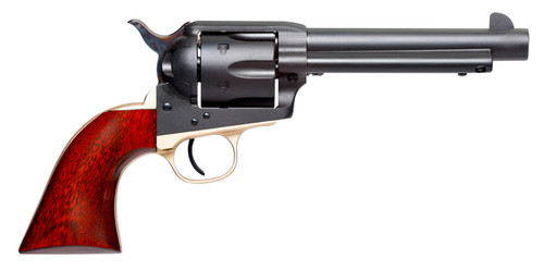"Taylors Old Randall .45 Colt, 5.50"" Barrel, Walnut, Black Matte, 6rd"