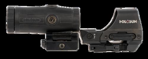 Holosun Technologies HS10C Open Reflex Circle Dot Sight and HM3X Magnifier Combo Pack