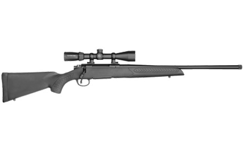 "Thompson Center Compass II Scoped 6.5 Creedmoor, 22"" Threaded Barrel, Black, Synthetic Stock, 5rd"