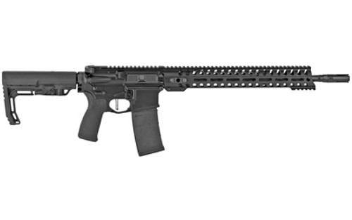 "POF Minuteman 5.56/.223, 16.5"" Puritan Barrel, Mission First Grip/Stock, Black, 30rd"