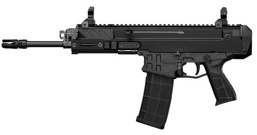 "CZ Bren 2 MS AR Pistol 5.56/.223, 14.17"" Barrel, Folding Sights, Black, 30rd"