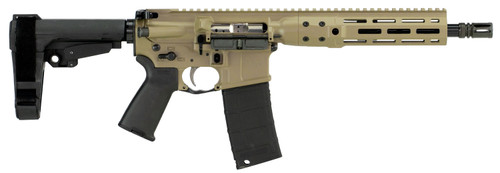 "LWRC Individual Carbine Direct Impingement .300 Blackout, 10.50"" Barrel, Flat Dark Earth, 30rd"