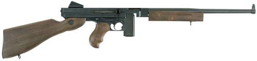 "Thompson M1 Carbine Carbine 45 ACP 16.50"", Walnut Stock Blued, 10rd"