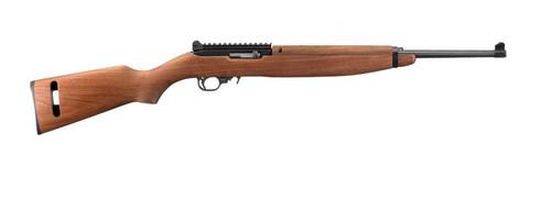 """Ruger 10/22 M1 Carbine .22 LR, TALO, 18.5"""" Barrel, Matte Black, Hardwood, 10rd"""