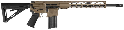 "Diamondback DB15 *CA* .223 Rem, 16"" Barrel, Rogers Super Stoc, Flat Dark Earth, 10rd"