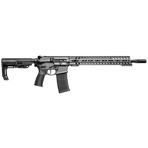 "POF Minuteman Direct Impingement 5.56/.223, 16.5"" Barrel, Tungesten Gray, 30rd"