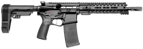 "POF Renegade Plus Gen4 AR Pistol .223.5.56, 10.5"" Barrel, Black, 30rd"