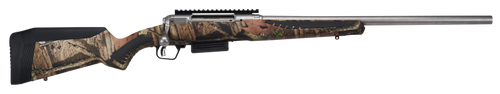 "Savage 220 Slug 20 Ga, 22"" Barrel, Mossy Oak Break-Up Country, Synthetic Stock"