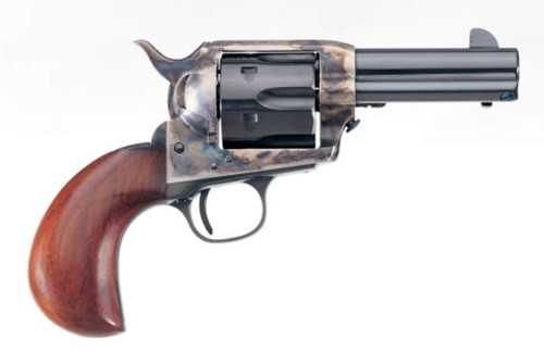 "Uberti 1873 Cattleman Birdhead .357 Mag, 3.5"" Barrel, Case-Hardened, Walnut, 6rd"