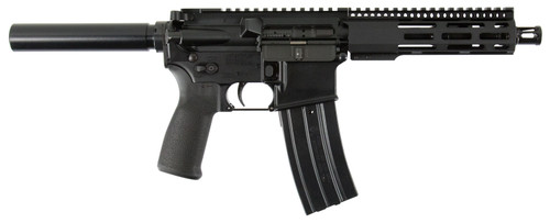 "Radical Forged FCR AR Pistol 5.56/.223, 7.5"" Barrel, Buffer Tube, M-Lok, Black, 30rd"