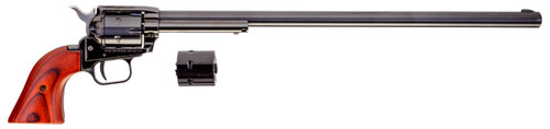 "Heritage Rough Rider .22 LR/.22 WMR, 16"" Barrel, Cocobolo Grip, Blued, 6rd"