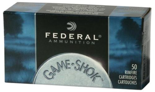 Federal Standard 22 Win Mag Jacketed Hollow Point 50gr, 50rd Box