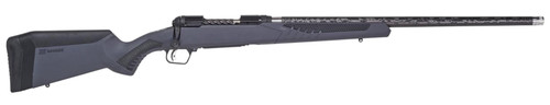 "Savage 110 Ultralite 270 Winchester, 22"" PROOF Research Threaded Barrel, 5/8x24 Threads, Black, Grey Stock, 4rd"