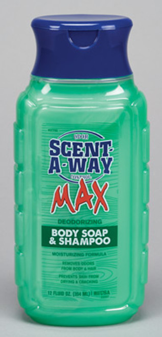 Hunters Specialties Scent-A-Way Max Green Soap Odor Eliminator Odorless 12 oz