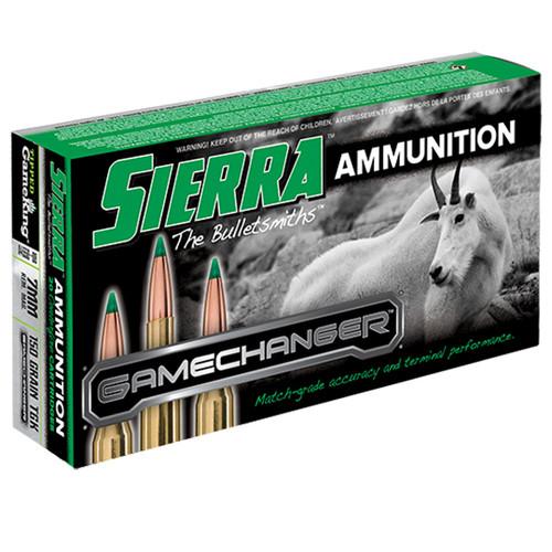 Sierra Ammo 7mm Rem Mag 150gr, TGK,  20rd Box