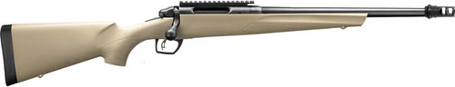 "Remington 783 HBT 450 Bushmaster, 16.50"" Barrel, Flat Dark Earth, Matte Blued, 3rd"
