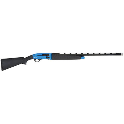 "TriStar, Viper G2 Sporting, Semi-automatic, 12 Ga 3"", 30"" Barrel, Blue Receiver Color, Synthetic Stock, Right Hand, Fiber Optic Bead, Skeet/Improved Cylinder/Modified/Full Extended Chokes, 5Rd"